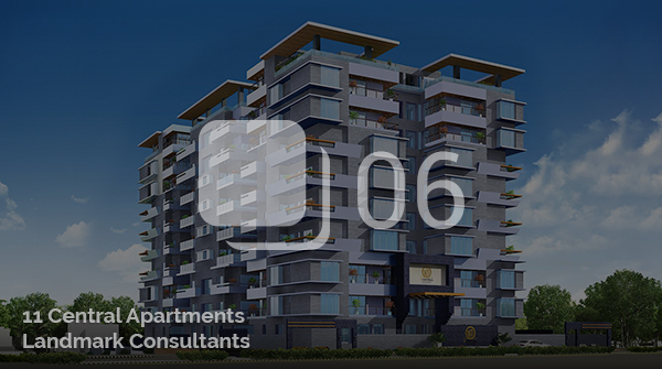 3D Architectural Rendering for a 11 Central Apartments