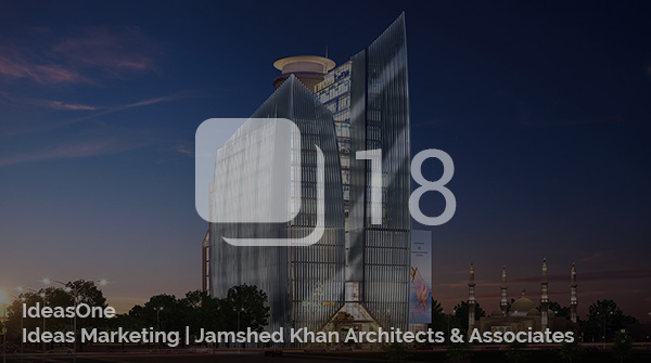 Architectural Visualization for a Ideasone - Islamabad